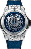 Hublot Big Bang Sang Bleu 415.NX.7179.VR.MXM18 Titanium Blue 45mm