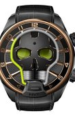 HYT Skull 151-DG-44-GF-AB HYT Skull Light Red Eye