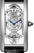 Cartier Tank WHTA0009 Cintree Skeleton