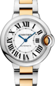 Cartier Ballon Bleu de Cartier W2BB0002 Yellow Gold Steel