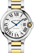 Cartier Ballon Bleu de Cartier W2BB0012 Gold And Steel