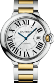 Cartier Ballon Bleu de Cartier W2BB0022 Yellow Gold Steel