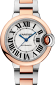 Cartier Ballon Bleu de Cartier W2BB0023 Gold Steel