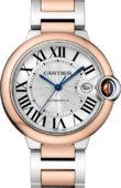 Cartier Ballon Bleu de Cartier W2BB0004 Pink Gold And Steel