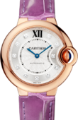 Cartier Ballon Bleu de Cartier WE902063 Pink Gold Diamonds
