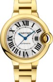 Cartier Ballon Bleu de Cartier WGBB0005 Yellow Gold
