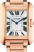 Cartier Tank W5310041 Anglaise Medium Pink Gold