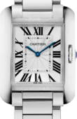Cartier Tank W5310044 Anglaise Medium Steel
