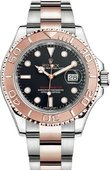 Rolex Yacht Master II 116621-0002 40 mm Steel and Everose Gold