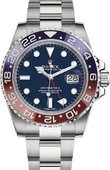 Rolex Часы Rolex GMT-Master II 116719blro-0002 40 mm White Gold
