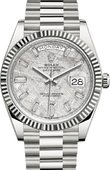 Rolex Часы Rolex Day-Date 228239-0055 40 mm White Gold