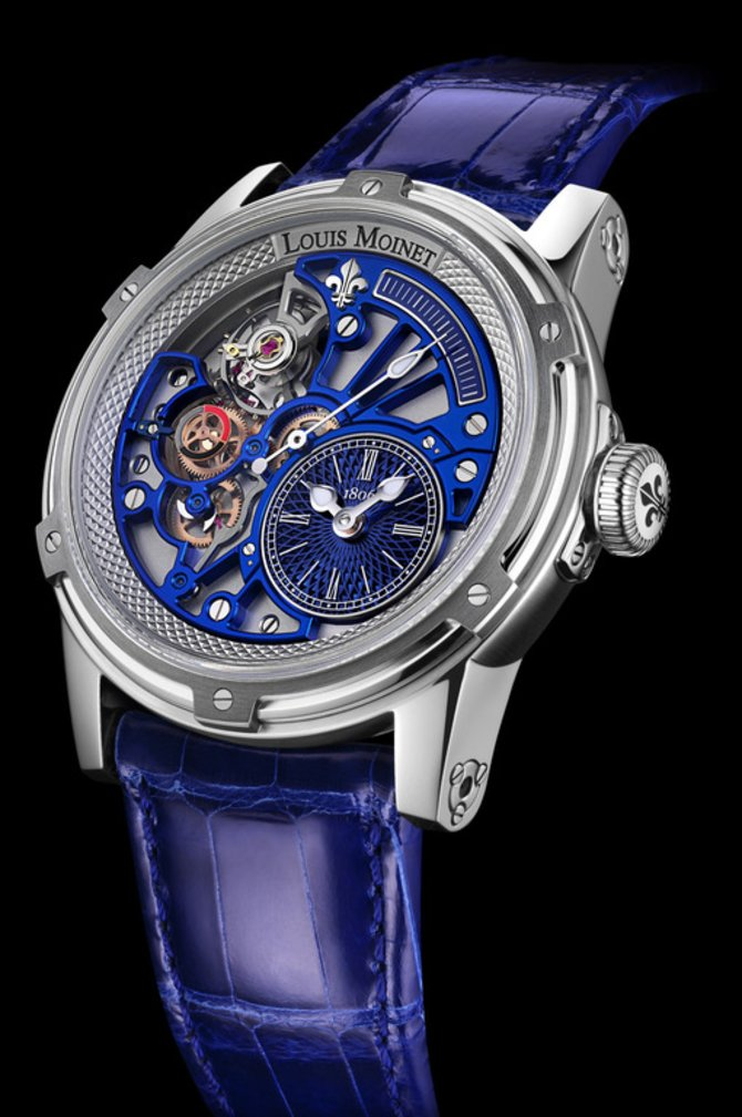 LM-50.10-20 Louis Moinet Tempograph Limited Editions