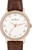 Blancpain Villeret 6104-3642-55A Ultra-Slim Automatic 29 mm