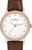 Blancpain Villeret 6104-2987-55A Ultra-Slim Automatic 29 mm