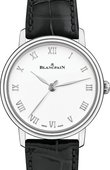 Blancpain Часы Blancpain Villeret 6104-1127-95A Ultra-Slim Automatic 29 mm