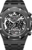 Audemars Piguet Royal Oak 26343CE.OO.1247CE.01 Tourbillon Chronograph Skeleton