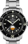 Blancpain Fifty Fathoms 5008-1130-71S Tribute to Fifty Fathoms MIL