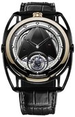De Bethune Dress Watches DB28T Black Gold 42.6 mm