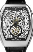 Franck Muller Vanguard V50 L RMT SQT Tourbillon Minute Repeater