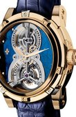 Louis Moinet Limited Editions LM-14.44.02 Tourbillon Treasures of the World Labradorite