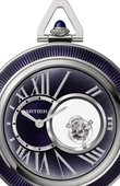 Cartier Rotonde De Cartier WHRO0011 Pocket Watch Mysterious Double Tourbillon
