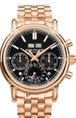 Patek Philippe Часы Patek Philippe Grand Complications 5204/1R-001 5204 Split-Seconds Chronograph and Perpetual Calendar
