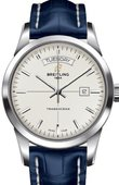 Breitling Transocean A4531012/G751/731P/A20BA.1 Day & Date