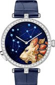Van Cleef & Arpels Poetic Complications VCARO8TQ00 Lady Arpels Zodiac Lumineux