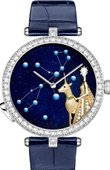Van Cleef & Arpels Poetic Complications VCARO8TW00 Lady Arpels Zodiac Lumineux