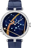 Van Cleef & Arpels Poetic Complications VCARO8TS00 Lady Arpels Zodiac Lumineux