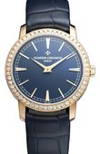 Vacheron Constantin Traditionnelle 81590/000R-B513 Small Model Bucherer Blue Edition