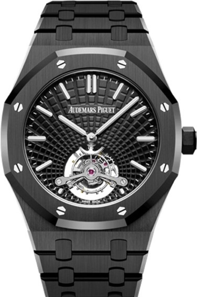 Audemars Piguet 26522CE.OO.1225CE.01 Royal Oak Tourbillon Extra-Thin