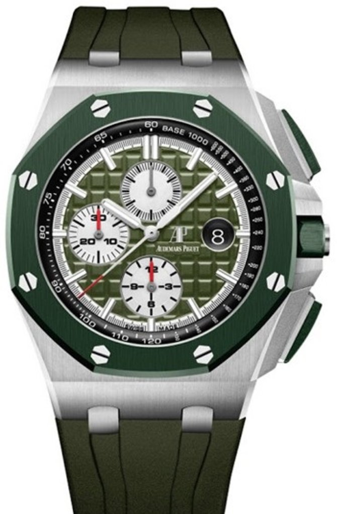 Audemars Piguet 26400SO.OO.A055CA.01 Royal Oak Offshore Chronograph Camouflage