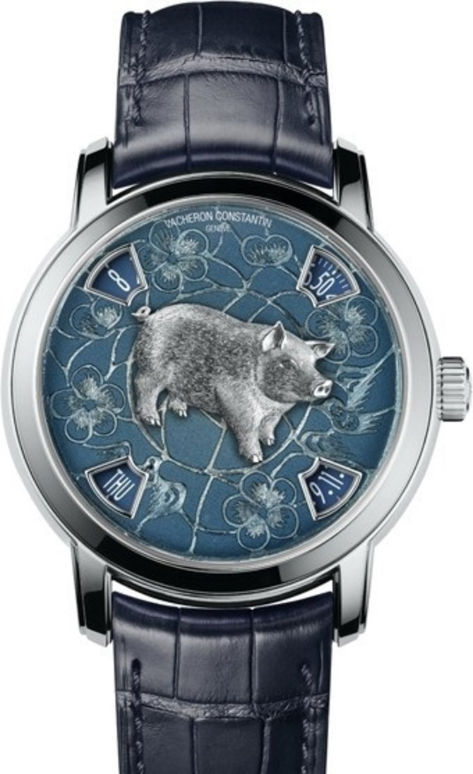 86073/000P-B428 Vacheron Constantin Legend of the Chinese Zodiac Metiers D'Art