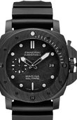 Officine Panerai Special Editions PAM 00979 Submersible Marina Militare Carbotech