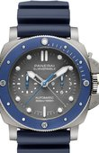 Officine Panerai Special Editions PAM 00982 Submersible Chrono Guillaume Nery Edition