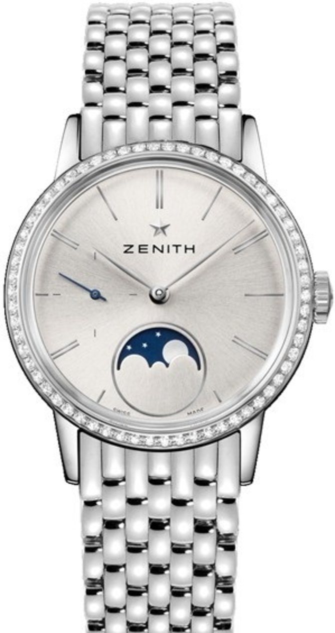 Zenith 16.2330.692/01.M2330 Ladies Collection Moonphase - 33.00