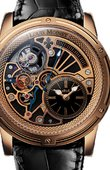 Louis Moinet Limited Editions LM-50.50.50 20-second Tempograph Chrome