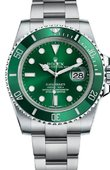 Rolex Submariner 116610LV USED Date 40mm Steel