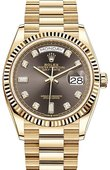 Rolex Часы Rolex Day-Date 128238-0022 36 mm Yellow Gold