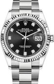 Rolex Datejust 126234-0028 36 mm Steel and White Gold