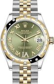Rolex Datejust 278343rbr-0016 31 mm Steel and Yellow Gold