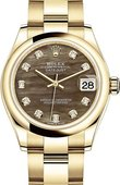 Rolex Datejust 278248-0037 31 mm Yellow Gold