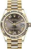Rolex Datejust 278278-0032 31 mm Yellow Gold
