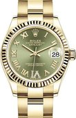 Rolex Datejust 278278-0029 31 mm Yellow Gold