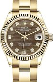 Rolex Datejust 278278-0037 31mm Yellow Gold