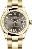 Rolex Datejust 278248-0031 31 mm Yellow Gold