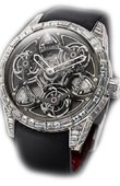 "Antoine Preziuso Часы Antoine Preziuso Tourbillons AFP-TTR-3X-D ""The Power of Three"" Trillion Tourbillon"