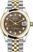 Rolex Datejust 278243-0024 31 mm Steel and Yellow Gold