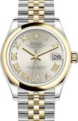 Rolex Datejust 278243-0004 31 mm Steel and Yellow Gold